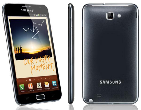Samsung Galaxy Note: más de 10 millones de unidades vendidas