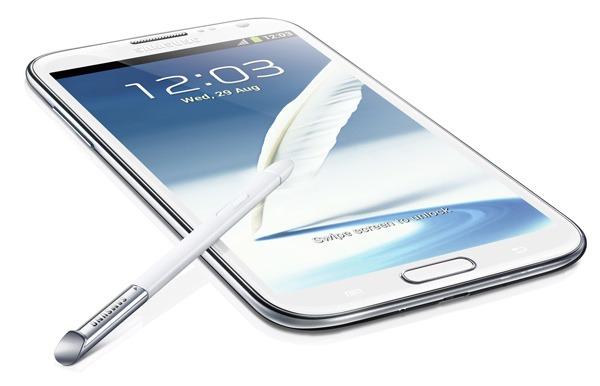 Cómo actualizar el Samsung Galaxy Note 2 a la versión Android 4.1.2