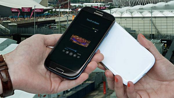 Las tiendas hacen pedidos del Samsung Galaxy S3 en negro