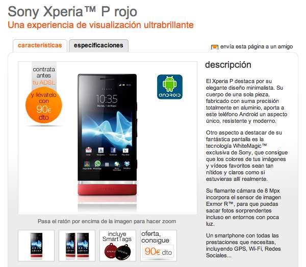 ofertas portabilidad iphone 6