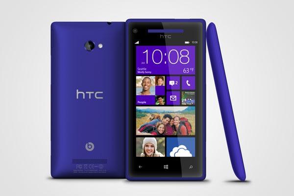 HTC Windows Phone 8X, análisis y opiniones