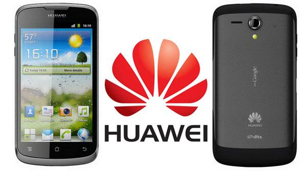 Huawei Ascend G330, móvil con Android 4.0 por 200 euros