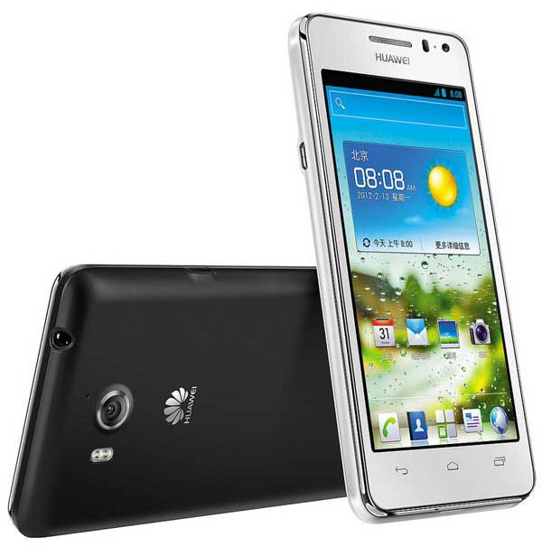 Huawei Ascend G600, smartphone con pantalla de 4,5 pulgadas a buen precio