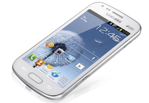 El Samsung Galaxy S Duos ya está en Europa
