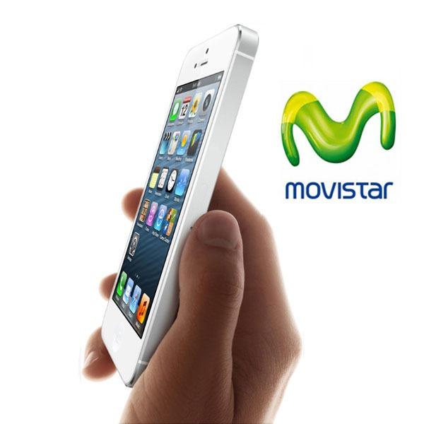 iPhone 5 con Movistar, precios y tarifas del iPhone 5 en España