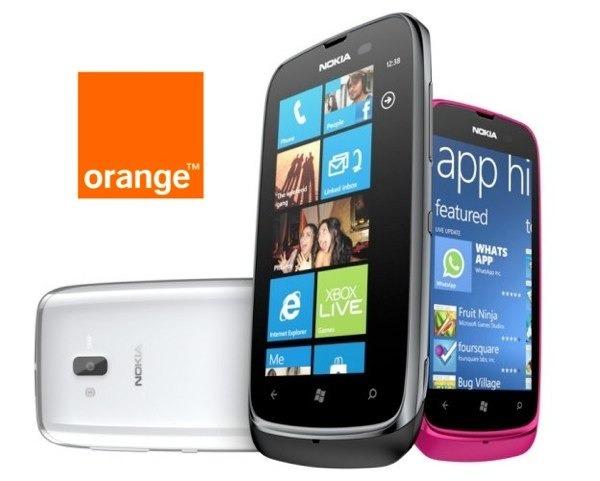 Nokia Lumia 610 NFC, precios y tarifas con Orange