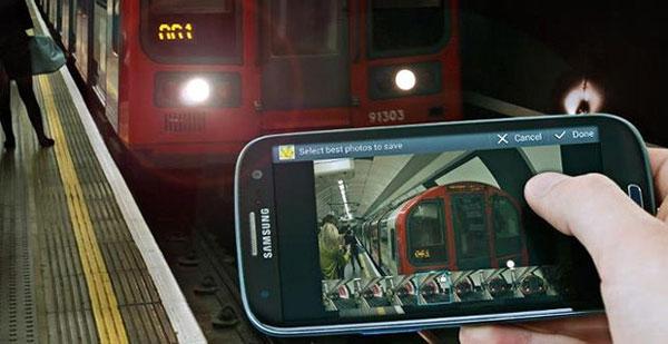 Samsung Galaxy S3 vs Samsung Galaxy Note 2