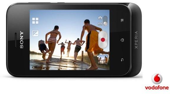 Sony Xperia Tipo con Vodafone, precios y tarifas