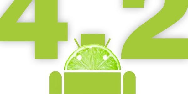 Android 4.2, así será el futuro sistema operativo de Google