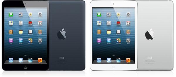 iPad mini, ¿amenaza para los Nexus 7, Kindle Fire y Samsung Galaxy Tab?