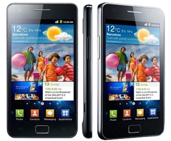 Samsung Galaxy S2 recibirá Android 4.1 en noviembre