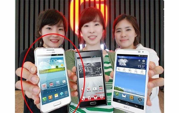 El 11 de octubre podríamos ver un Samsung Galaxy S3 Mini
