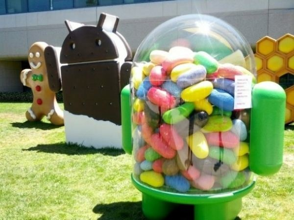sony xperia t android41 jelly bean 2013