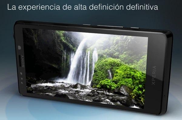 Sony Xperia T recibirá Android 4.1 a principios de 2.013