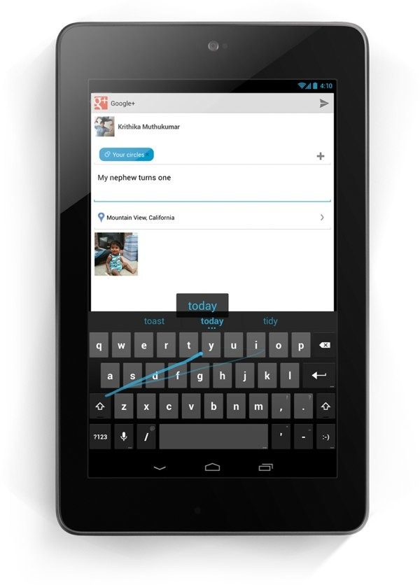 android keyboard 42