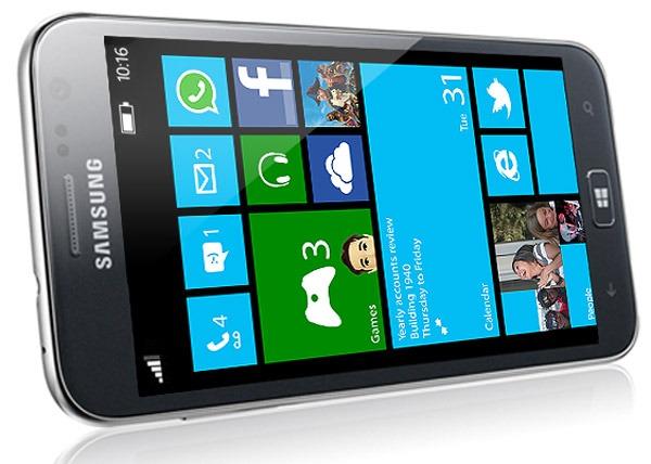 Comienza el lanzamiento del Samsung Ativ S