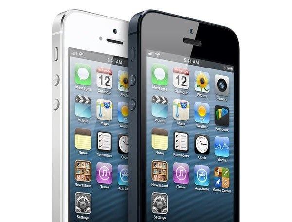 La pantalla del iPhone 5 es menos sensible que la del iPhone 4S