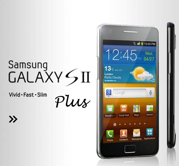 Samsung Galaxy S2 Plus, posible presentación en diciembre
