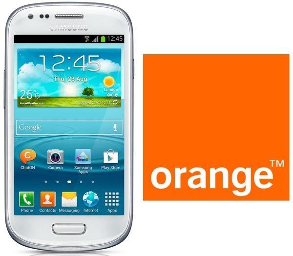 Samsung Galaxy S3 mini, tarifas con Orange