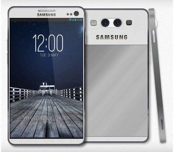 Samsung Galaxy S4, así podría ser el nuevo smartphone de Samsung