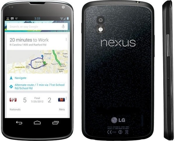 The Phone House deja de vender Nexus 4 de LG
