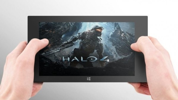 xbox surface tablet jugones