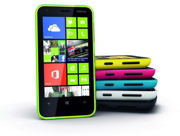 Nokia Lumia 620, análisis y opiniones