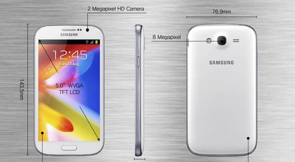 Samsung Galaxy Grand, análisis y opiniones