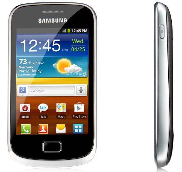Samsung Galaxy Mini 2, desde 100 euros con Vodafone