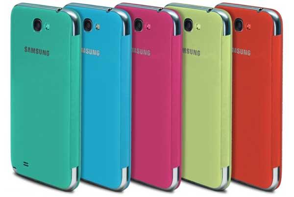 Nuevas fundas oficiales para los Samsung Galaxy S3 y Note 2