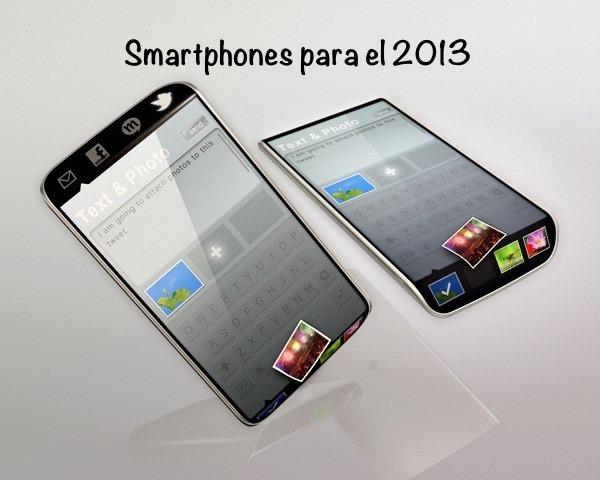 Los móviles más esperados para el 2.013