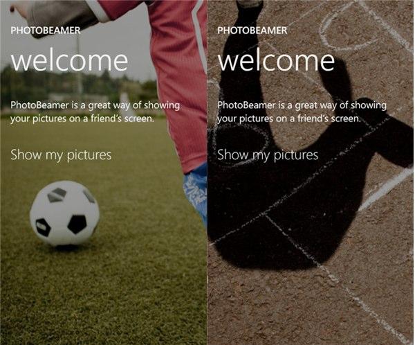 Nokia Lumia 920 y Lumia 820 reciben PhotoBeamer para compartir fotos