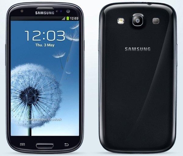 Samsung Galaxy S3 negro y de 64 GB estará disponible en España