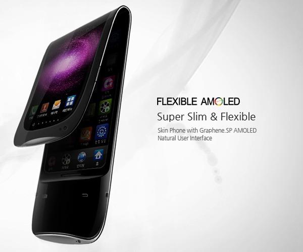 samsung galaxy s4 pantalla flexible