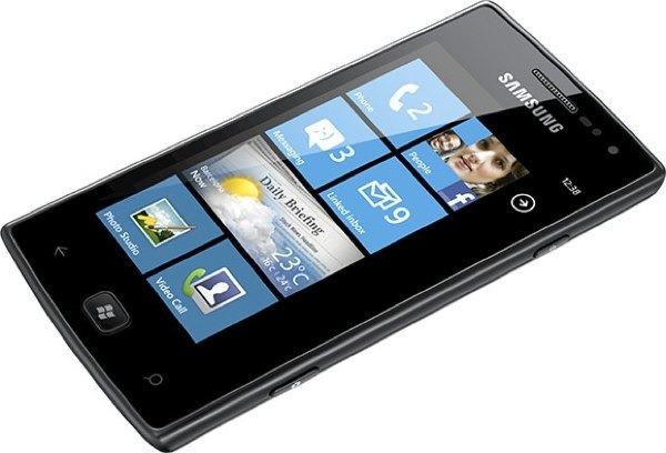 Samsung Omnia W y Omnia 7 se actualizarán a Windows Phone 7.8