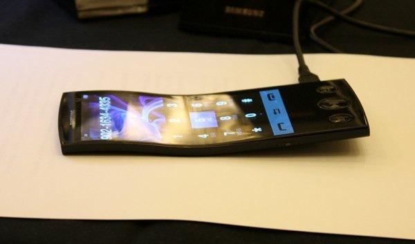 Ni Samsung ni Huawei: LG presentará su móvil flexible en el CES