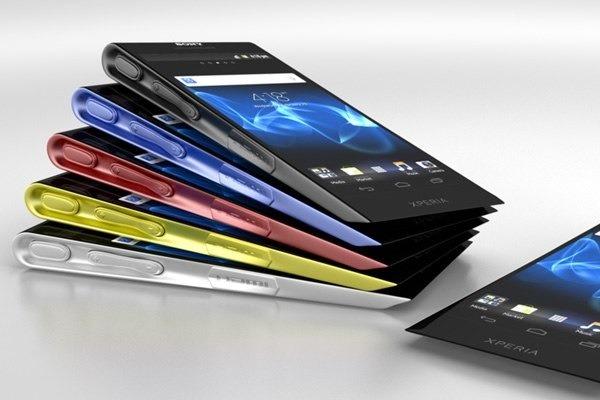 Sony podría mostrar smartphones baratos de cuatro núcleos