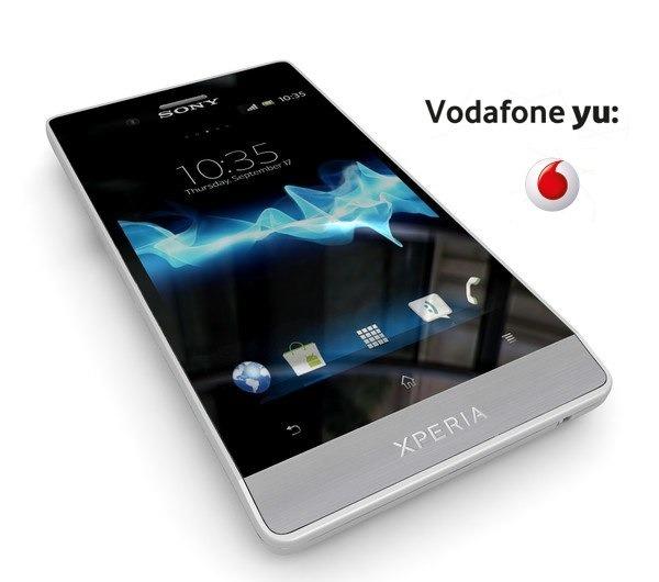 Sony Xperia Miro, desde 140 euros con Vodafone
