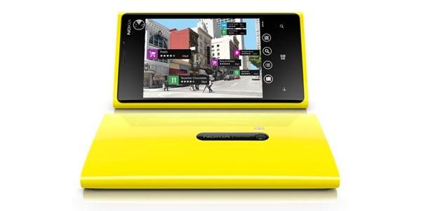 Los Nokia Lumia 920 y Lumia 820 reciben mejoras de Windows Phone 8