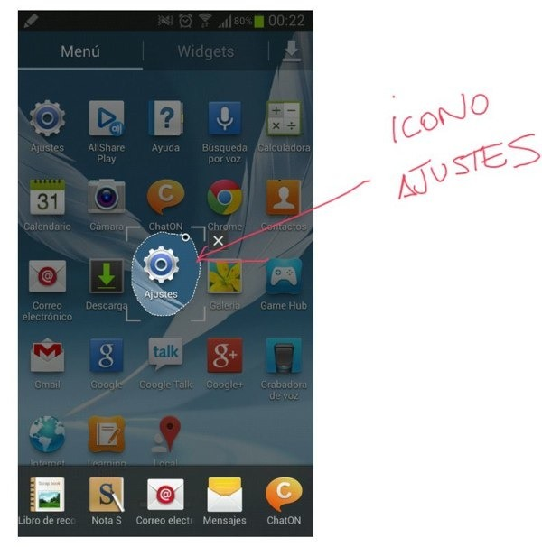 actualizar samsung galaxy note2 a android 4 1 2 imagen1