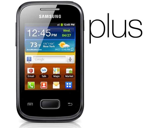 Nuevos datos sobre el Samsung Galaxy Pocket Plus