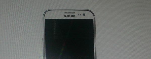 Samsung Galaxy S4, se filtra una posible foto oficial