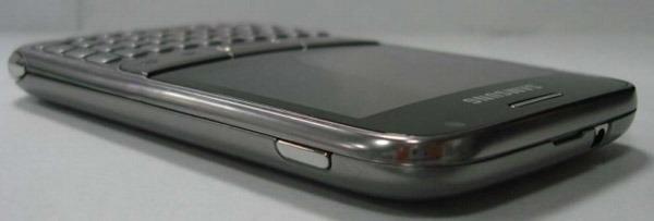 Samsung GT-B7810, primeras imágenes del sucesor del Galaxy M Pro