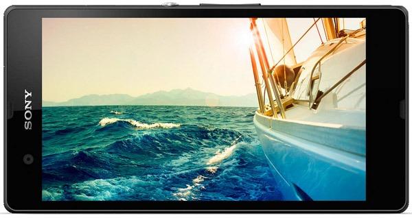 El 25 de febrero llegará el Sony Xperia Z