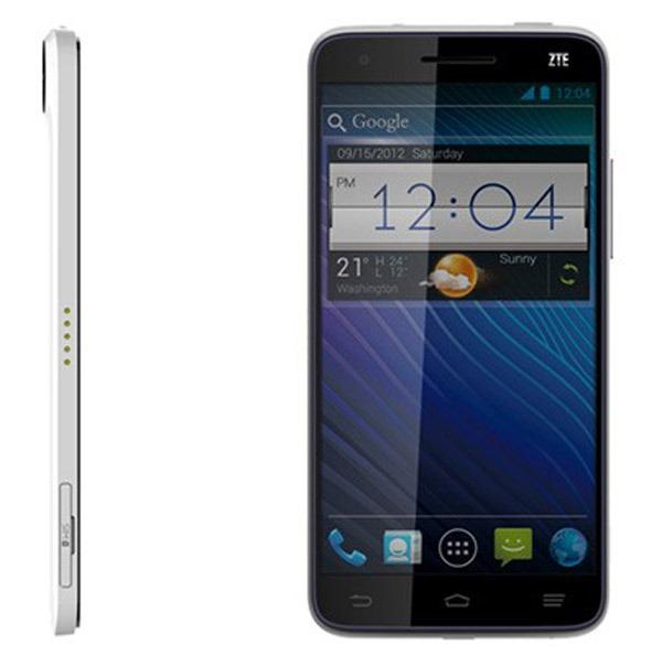 ZTE Grand S, el móvil de cinco pulgadas más delgado del mercado