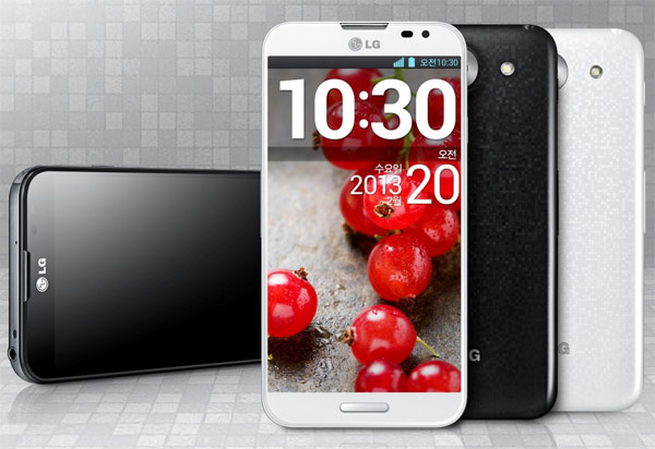 LG Optimus G Pro, análisis y opiniones