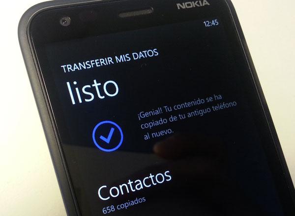 aba173ed78a Cómo configurar los contactos del Nokia Lumia 620