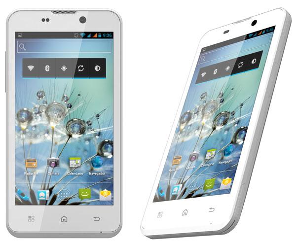 bq Aquaris, smartphone español por menos de 200 euros