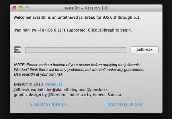 Ya disponible el Jailbreak de iOS 6 para iPhone y iPad