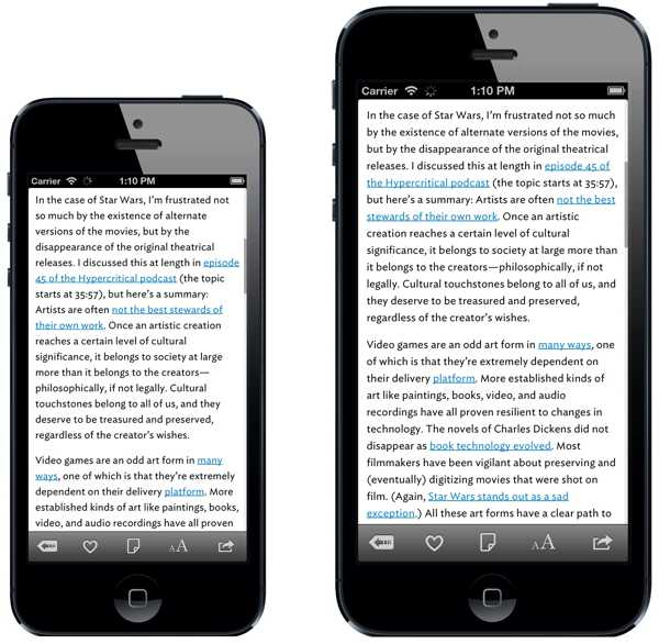 iPhone Match, ¿es un buen momento para un iPhone de 5 pulgadas?